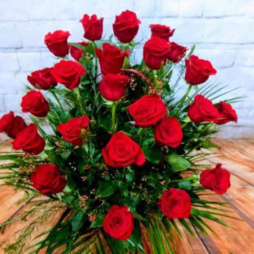 Centro 18 rosas RF 034