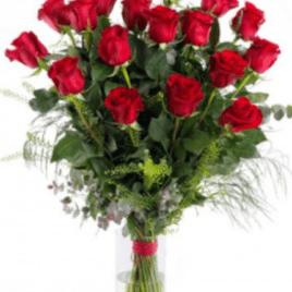 Ramo de 18 Rosas Rf 022