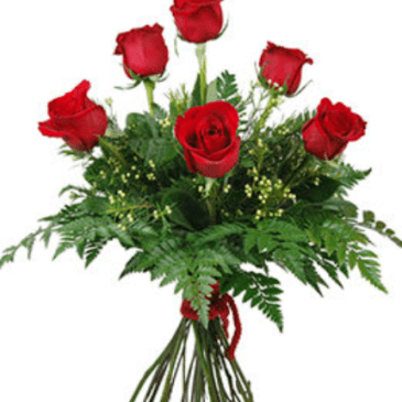 Ramo 6 Rosas Rf 05 San Valentín